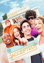 Accepted Film Review by Amy Simmons