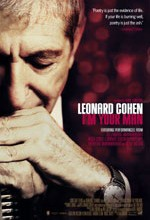 Leonard Cohen Film Review by Amy Simmons